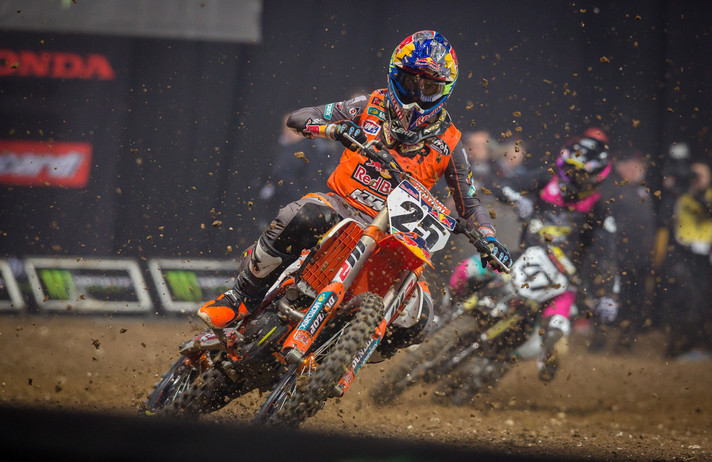 SUPERCROSS DE GENEVE